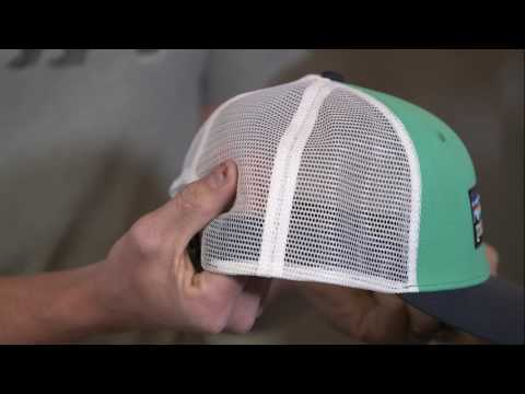 A Look Around the Patagonia P6 Trucker Hat