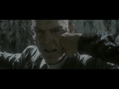The Matrix Revolutions (2003) (4K HDR) - Advanced CGI facial animation
