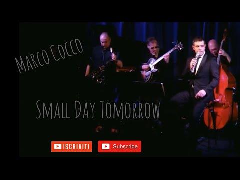 Marco Cocco Cantante jazz-swing, crooner Cagliari Musiqua