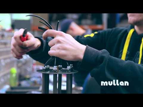 Making the Petra Chandelier - Mullan Lighting