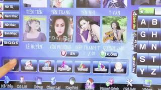 Giới Thiệu đầu Karaoke VOD V6++ HD VinaKTV