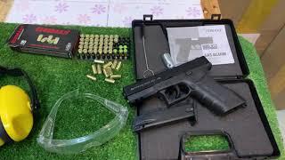 ทดสอบปืนแบลงค์กันโมเดลกล็อก17 ค่ายZORAKI MOD 917 TD