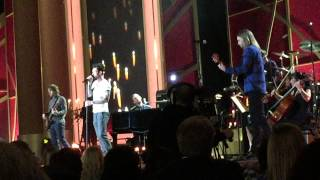 Happy Xmas (War is Over), Maroon 5, A Very Grammy Christmas, 11/18/14