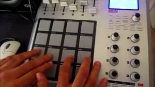 Drake Feat. Rick Ross - Free Spirit (Remake) MPD Tutorial