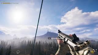Far Cry 5 Пейзажи на максималках