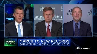 Equity rally can continue for a while: Strategist
