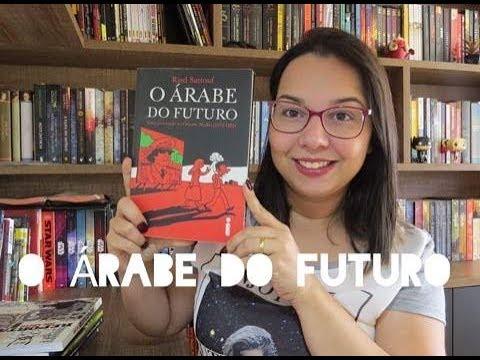 O Árabe do Futuro por Riad Sattouf | Editora Intrínseca | Leitura mania