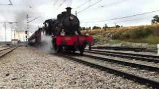 preview picture of video 'Tren de la Fresa en Ciempozuelos (9/10/2010)'