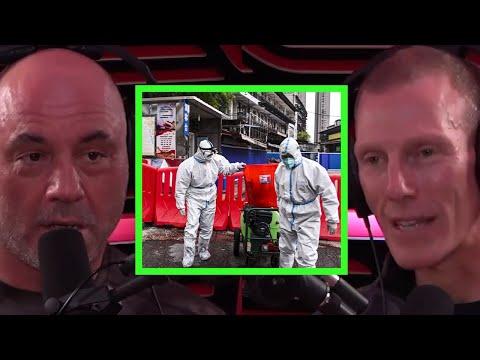 Joe Rogan a Jamie Metzl o původu koronaviru