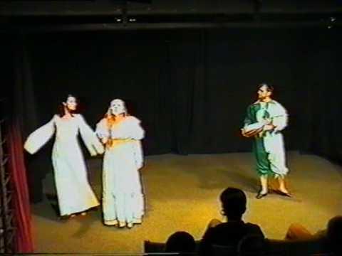 Koncert 1/4 - Dracula: Šašek a Adriana - rok 2002
