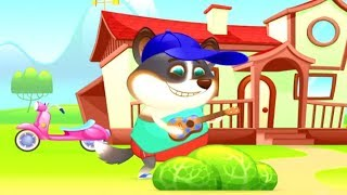ПЕСИК ДУДУ #1 лечим песика у доктора веселое развлекательное видео для детей