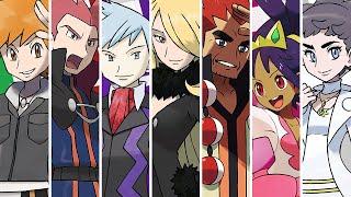 Pokémon Remix - All Champion Battle Themes HQ