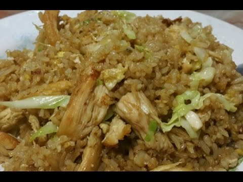 Video RESEP NASI GORENG KAKI LIMA || #Indonesianstreetfood #Friedrice