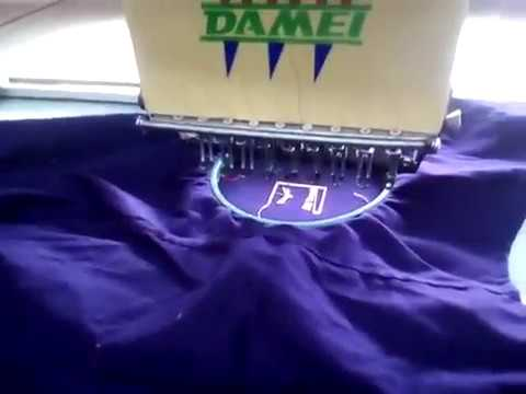 Machine Embroidery works
