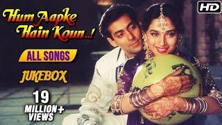 Hum Aapke Hain Koun All Songs Jukebox (High Quality Mp3) | Salman Khan & Madhuri Dixit | Evergreen Bollywood Songs