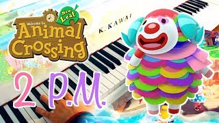 animal crossing new leaf 2am piano - TH-Clip