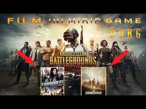Beberapa film yang mirip game pubg