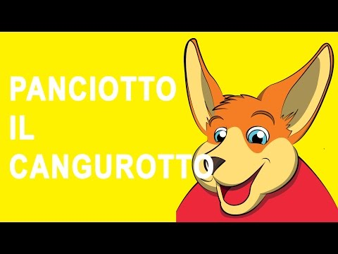 PANCIOTTO IL CANGUROTTO - (Dance Tutorial) - Kids Dance