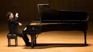 Evgeny Kissin Plays Chopin Etude Op 25 No 5 'Wrong Note'