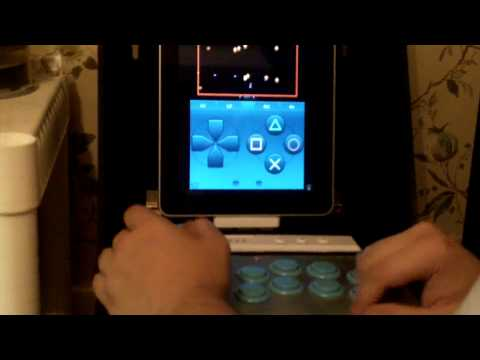 How To: Create Your Own iPad Arcade Game Console