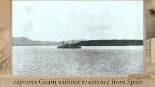 USS Charleston captures the island of Guam on this day in NavalHistory