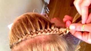 Haarband Vlecht / Hair Band Braid
