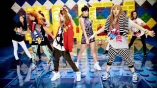 2NE1 - Don't Stop The Music (Official MV)