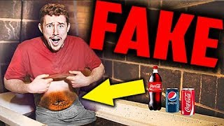 Fakest 24 Hours In Coca Cola Ever! (Kill'em)