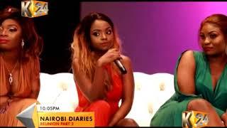 The drama on #NairobiDiaries continues tonight at 10.05PM