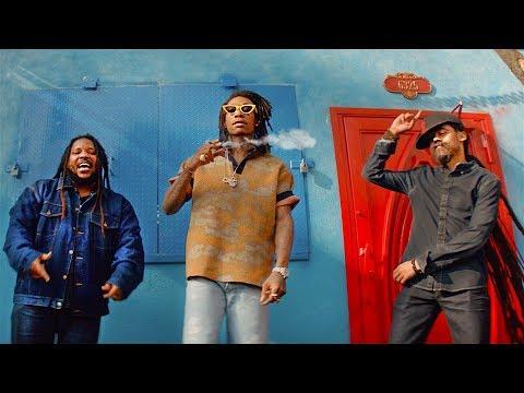 "Medication Remix [Stephen ""Ragga"" Marley, Wiz Khalifa & Ty Dolla $ign]"