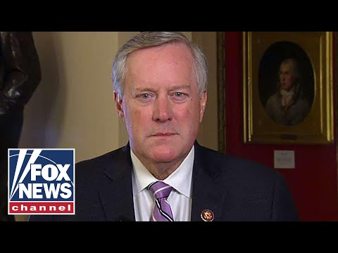 Rep. Meadows: James Comey's problems are just now starting