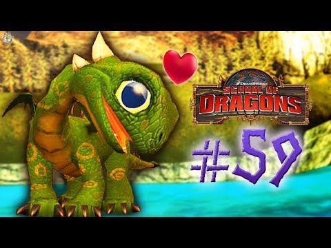 OUR BABY DRAGON HATCHED! School of Dragons - Ep. 59