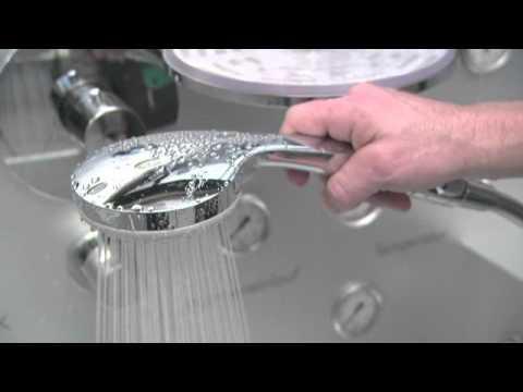 Hansgrohe Techniktipp: EcoSmart Brause