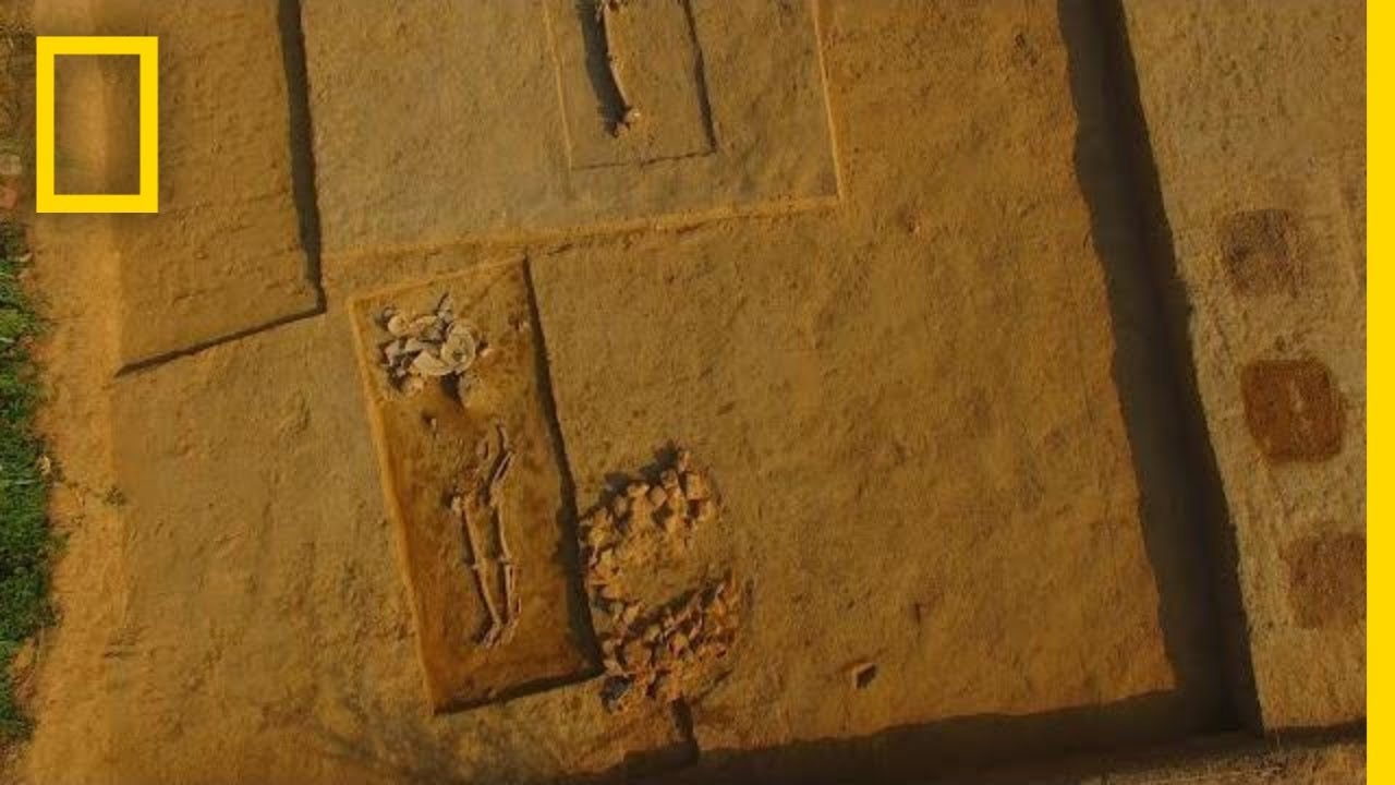 Ancient Indus Valley Civilization Cemetery Unearthed in India   National Geographic thumbnail