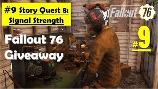 Fallout 76 - Signal Strength | Find Signal Repeater Schematic, RCX01-A39, SMU-97