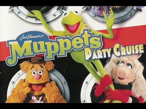 muppets party cruise gamecube cheats