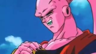 Mr. Satan  - (Dragon Ball) - Goku quase se fundiu com mr satan e dendê