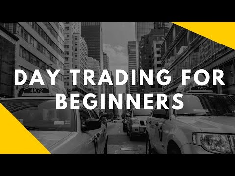 Day Trading for Beginners – Strategies in 2017 and On