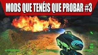 FALLOUT 4 | MODS #3 | ARMAS ALIENÍGENAS Y MÁS (EDICIÓN PS4)