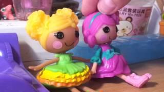 Лалалупси мультик с игрушками для детей ЗИМНИЙ ЛАГЕРЬ 4 серия 1 сезон / Winter camp