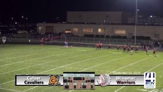 Culver Varsity Football vs Winamac
