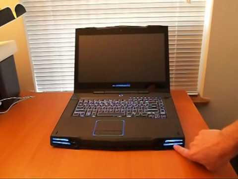 Alienware M15x Hand-on Preview
