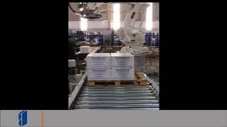 Fibre King Robot DePalletiser
