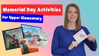 Memorial Day Activities For Upper Elementary