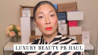 Luxury Beauty PR Haul - Chanel | Charlotte Tilbury | NARS | Chantecaille
