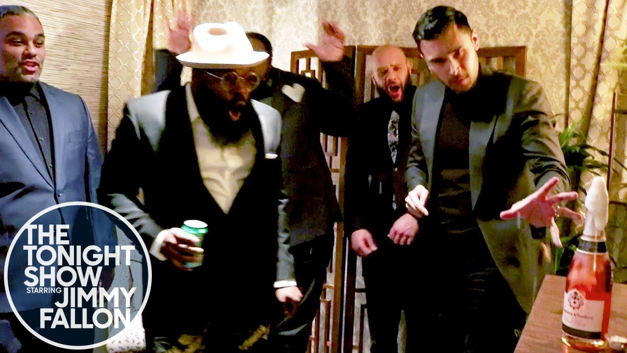 Dan White's Champagne Toast Freaks Out The Roots thumbnail