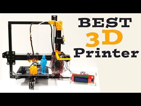 Best 3D Printer Under $200 – Tevo Tarantula Full Review