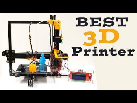 Best 3D Printer Under $200 - Tevo Tarantula Full Review