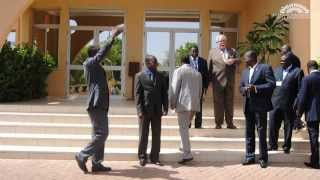 preview picture of video 'Réunion de la CECAC à Ouagadougou'