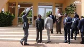 preview picture of video 'Réunion de la CECAC à Ouagadougou'